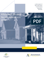 Affordable Housing Needs Assessment