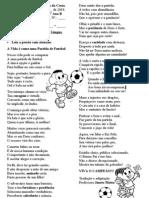 Avaliação Bimestral de Língua Portuguesa - 2º Bimestre