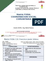 Foda Social Comunitaria