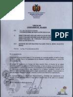 Bono Juancito Pinto Reporte