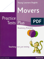 Practice Tests Plus Movers SB