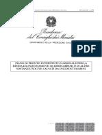 ALLEGATO DPCM 041110   PIANO DI PRONTO INTERVENTO NAZIONALE PER LA DIFESA DA INQUINAMENTI DI IDROCARBURI O DI ALTRE SOSTANZE NOCIVE CAUSATI DA INCIDENTI MARINI.pdf