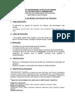 Modelo Projeto Mestrado PUCPR