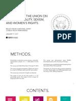 PerryUndem Gender Equality Report