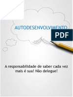 eBook Autodesenvolvimento