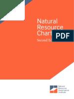 Natural Resource Charter