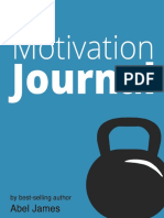 30 Day Fat Loss System - Motivation Journal