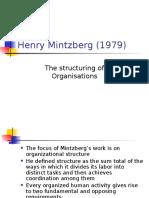 4 Mintzberg