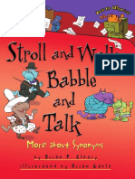Stroll and Walk, Babble and Talk.pdf