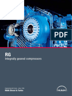 Rg Integrally Geared Compressors