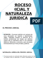EL PROCESO JUDICIAL Y NATURALEZA JURIDICA.pptx