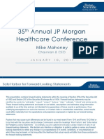 Boston Scientific BSX JP Morgan Jan 2017 Presentation