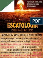 Estudo Escatologia Aula 5