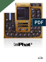 CamelPhat 3 50 Manual