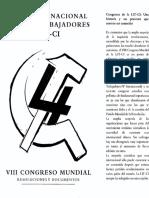 VIII Congreso Mundial 2005