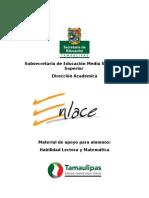 Cuadernillo Enlace 2008-2012 EMS