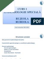 Rujeola, Rubeola 2015-2016