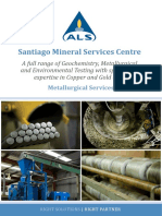 ALS Santiago Mineral Services Centre - Metallurgy