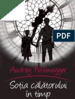 Audrey Niffenegger- Sotia Calatorului in Timp