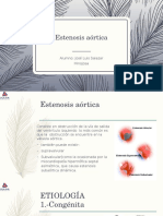 Estenosis Aortica e Insuficiencia Aortica