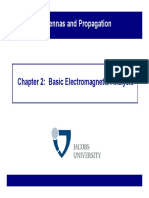 Basic Electromagnetic analysis