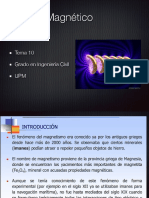 Lecture 11 - Campo Magnético (1)