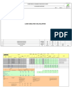 CAL 00 E 0001 Rev 1 Load Analysis