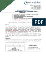 Zakon o Pravu Na Pristup Informacijama (1)