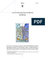The Everlasting Sacred Kernel - AVOWAL.pdf