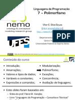 Academia Br Lp Slides07 Polimorfismo