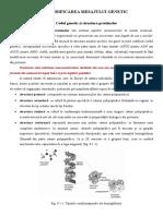 C9 Codul Genetic Si Traducerea