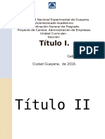 Formato Diapositivas I