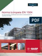 Norma Europeia EN 1504