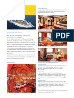 Deck Plan Costa Pacifica
