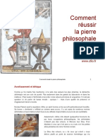 4-Comment réussir la pierre philosophale