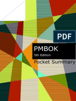 PMBOK 5 Exam Notes