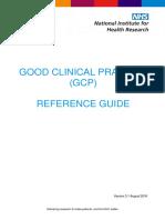 GCP Pocket Guide
