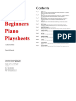 Play Sheets Piano