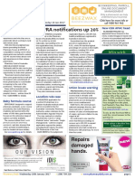 Pharmacy Daily for Wed 18 Jan 2017 - AHPRA notifications up 20%, Union issues warning to owners, Location rule case, Health