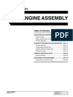 Engine Assembly - (1)