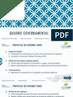 Quadro Governamental Jul 2016