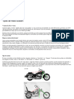 Tipos de Moto Custom _ Bistury