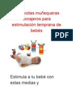Mediecitas muñequeras sonajeros para estimulación temprana de bebés.docx