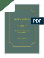 Eggebrecht Dahlhaus - O que e musica.pdf