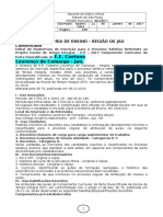11.01.17 Editais de Credenciamento Escola de Tempo Integral