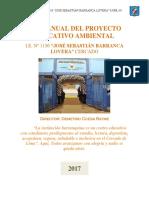 Proyecto Educativo Ambiental de La I.E. Jose Sebastian Barranca Lovera Ccesa007