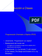 Introducciвn a Clases