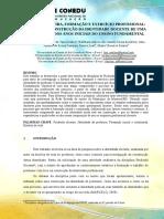 HISTÓRIA DE VIDA, FORMAÇÃO E EXERCÍCIO PROFISSIONAL