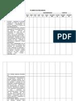 Ejemplo Planificación Anual