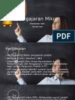 Pengajaran Mikro